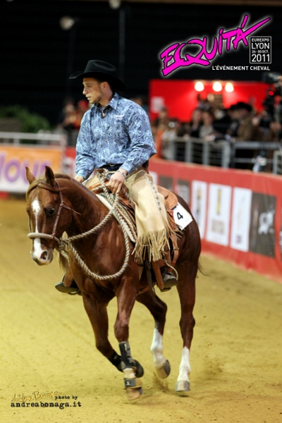 Monsieur Okie Boon étalon Quarter Horse